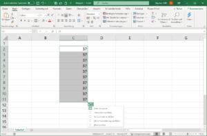 Excel, der SmartTag