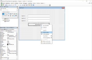 VBA Excel Userform